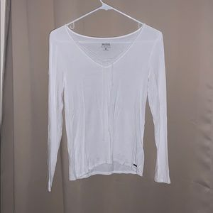 Hollister Front Tie Long Sleeve